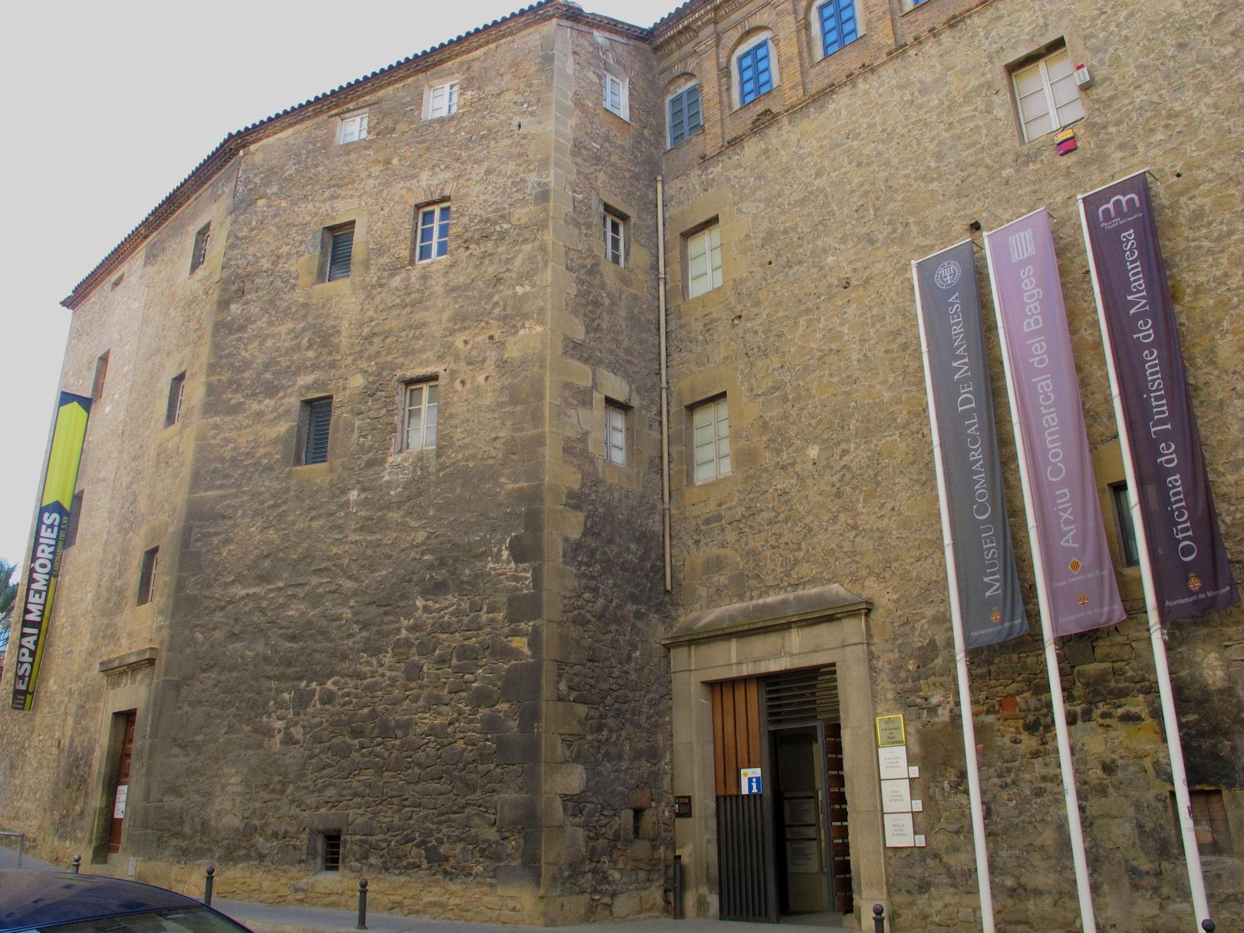 Depiction of Museo Comarcal de Manresa
