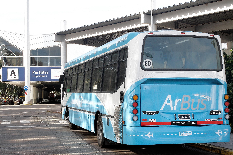 File arbus servicio de transporte aeroparque jorge - Servicio de transporte ...