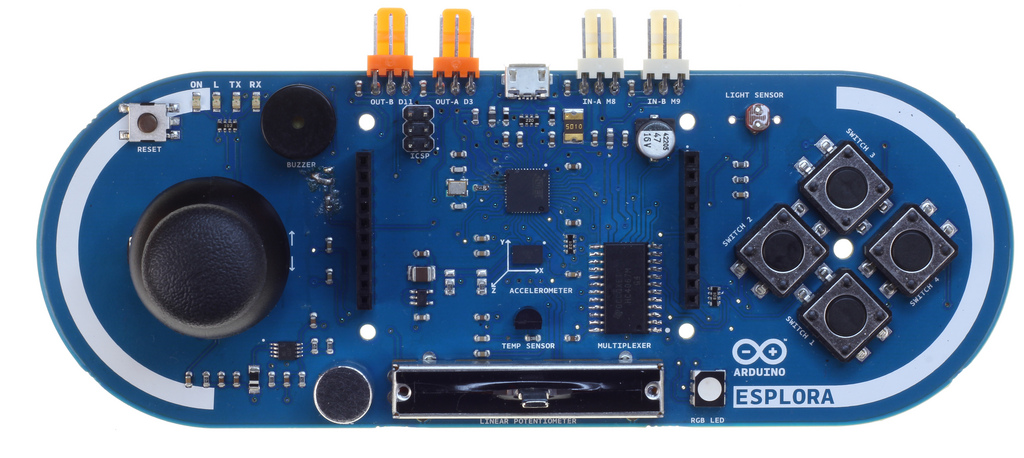 Image result for arduino esplora