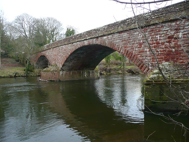 Armathwaite Bridge - geograph.org.uk - 1158659