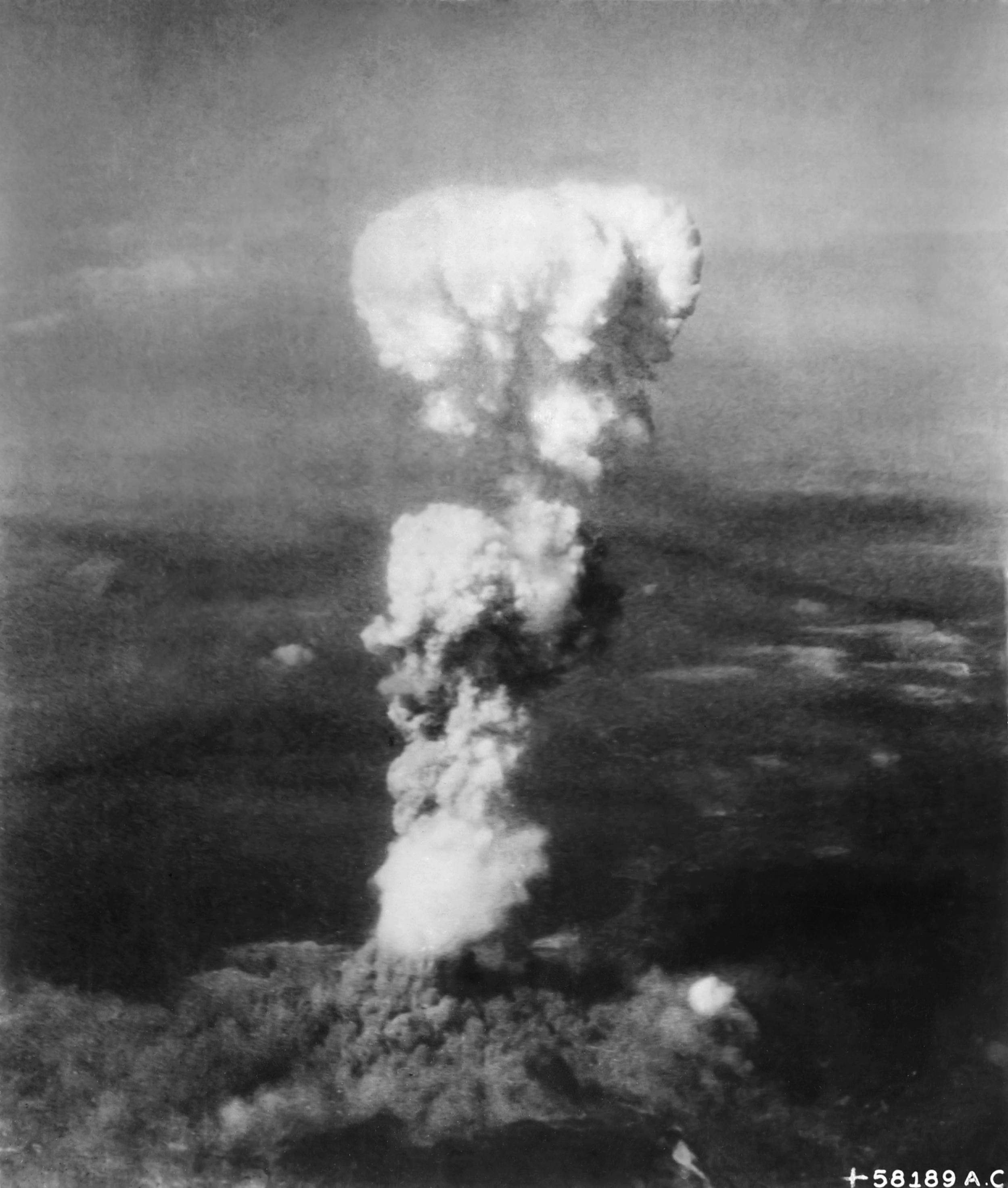 Origen de la bomba atómica