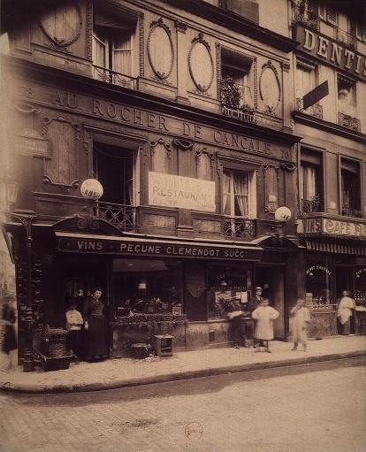 Restaurant Le Rocher Saint Raphael Menu