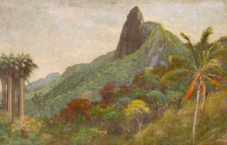 Aurélio de Figueiredo - Corcovado, s.d.