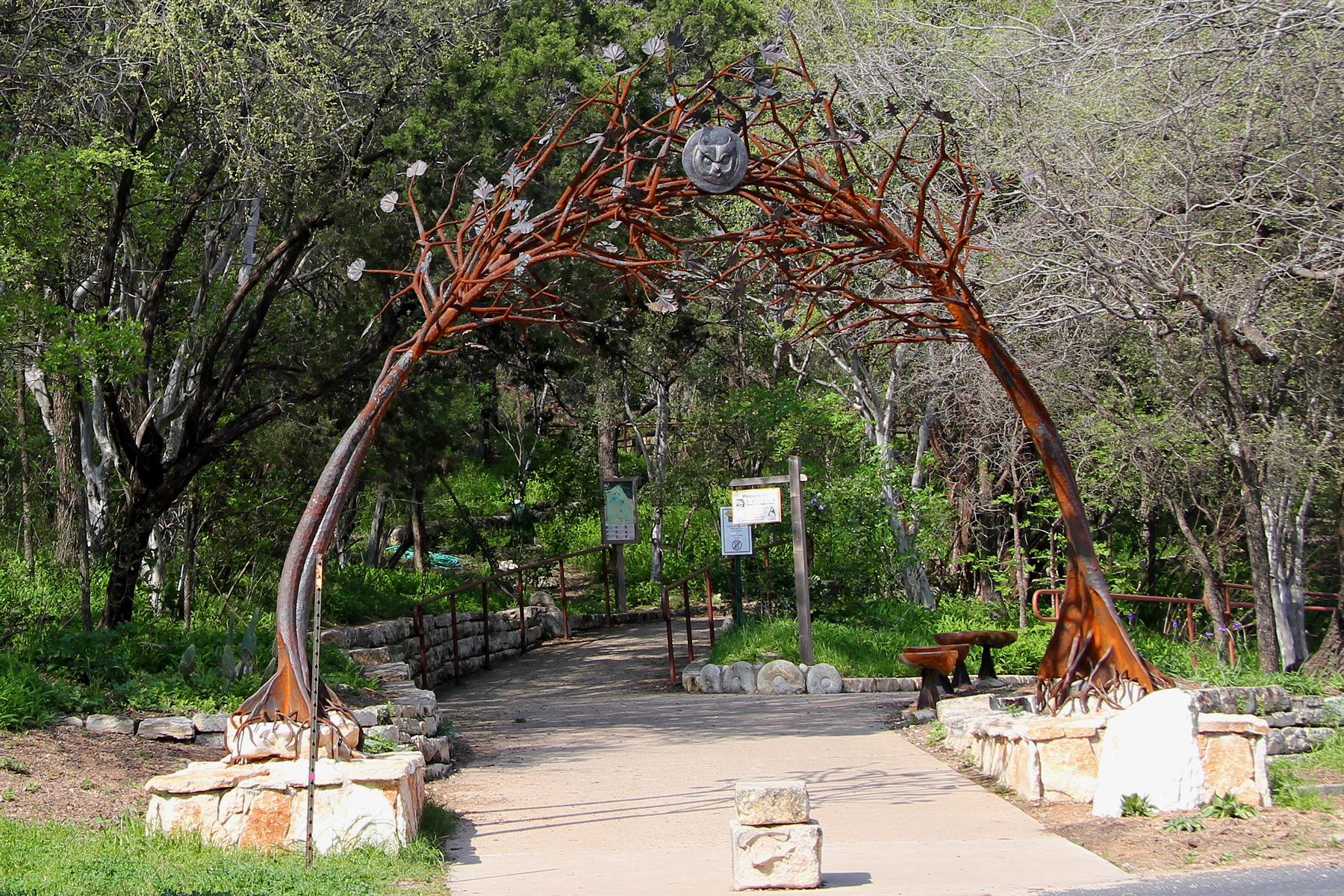 Austin Nature Science Center Austin