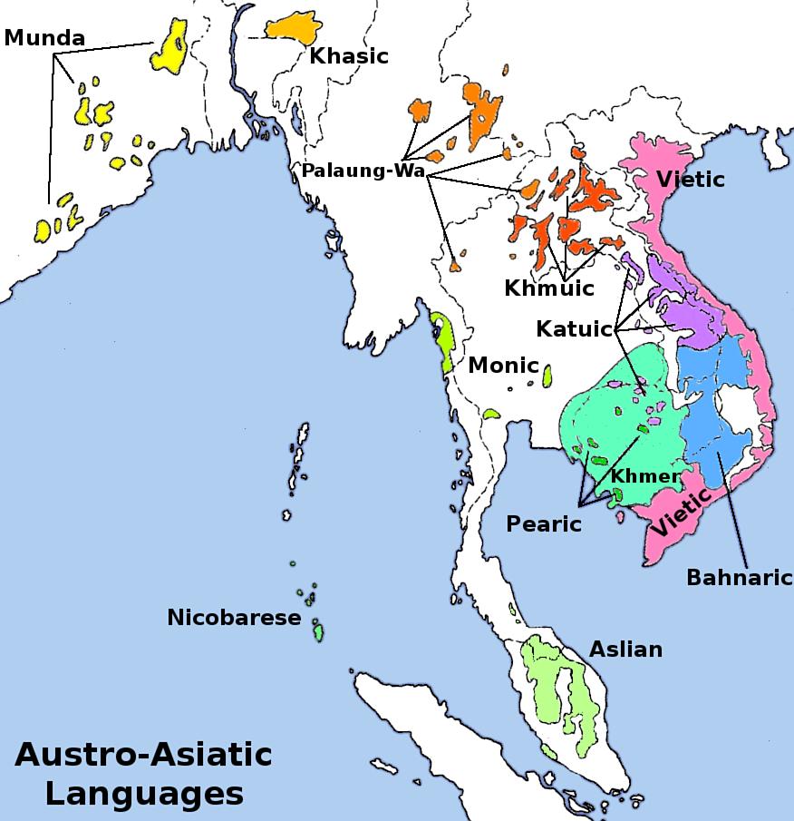 Khmer Språk