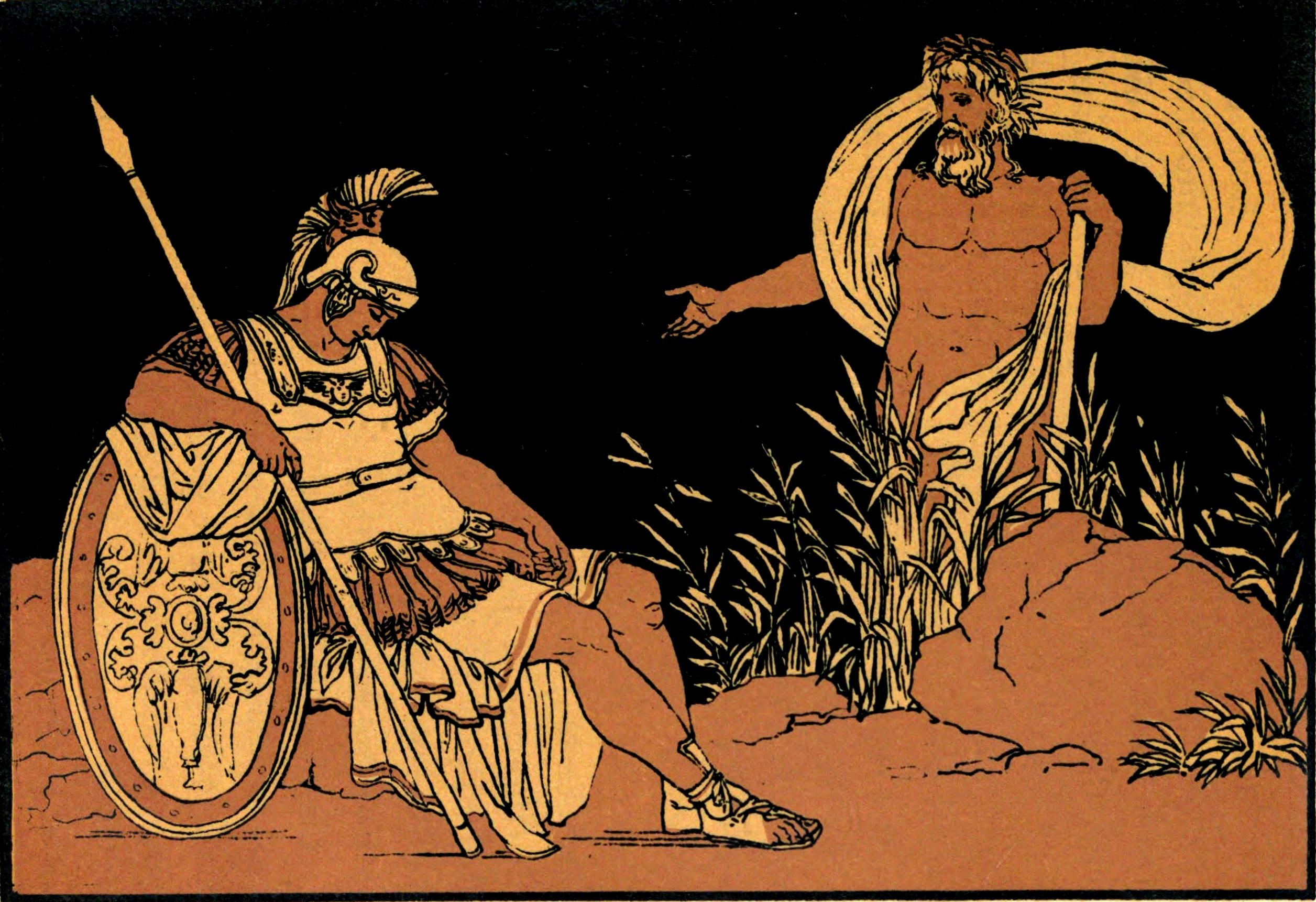 a comparison of the journeys of odysseus and aeneas