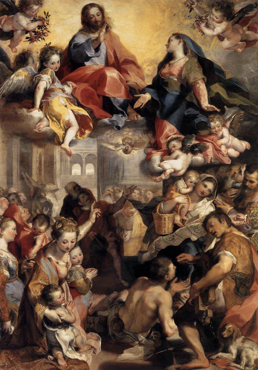 Resultado de imagen de Barocci