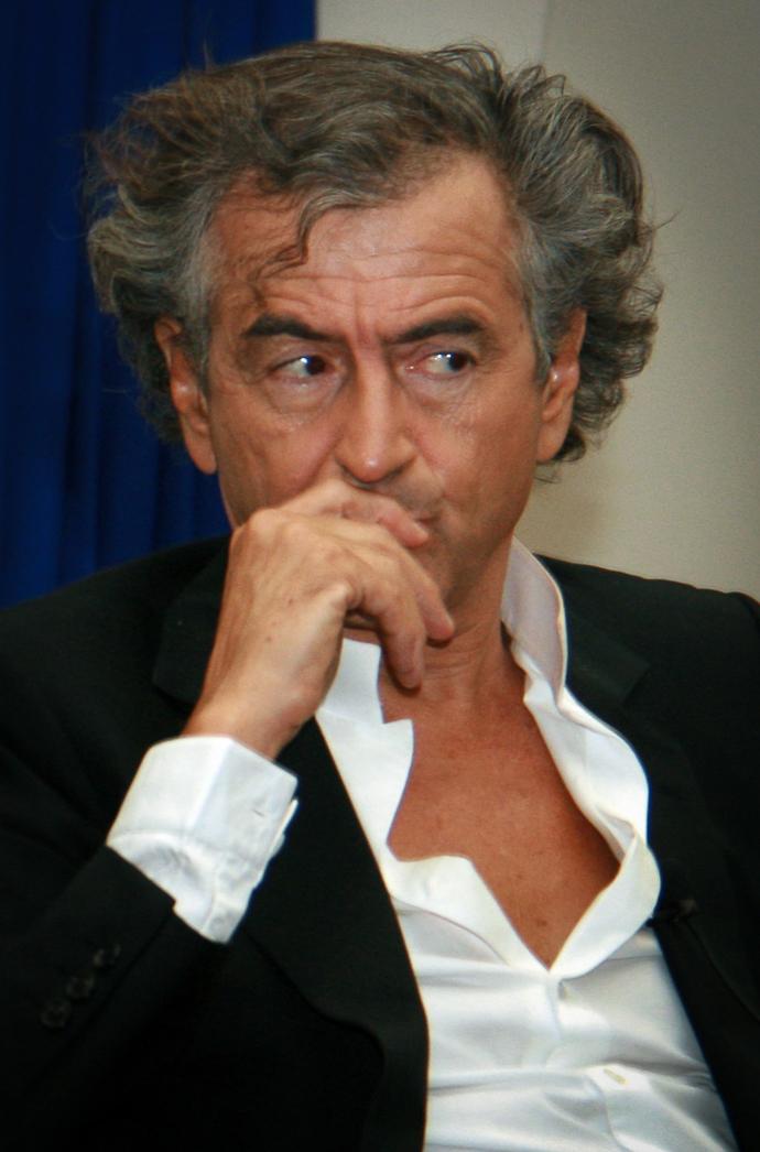 Image result for Bernard-Henri Lévy,