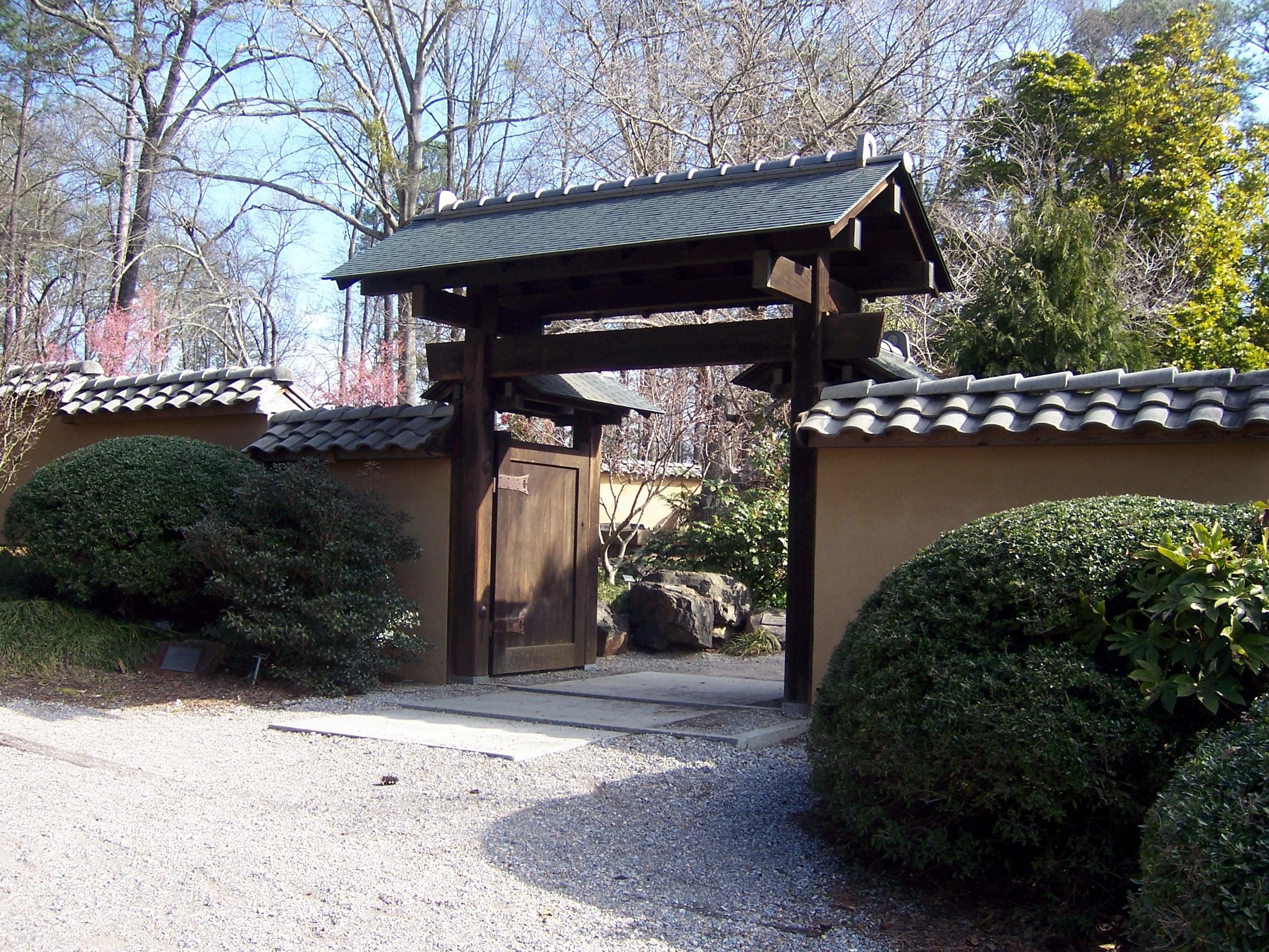 File birmingham botanical gardens japanese garden taylor for Japanese gates pictures