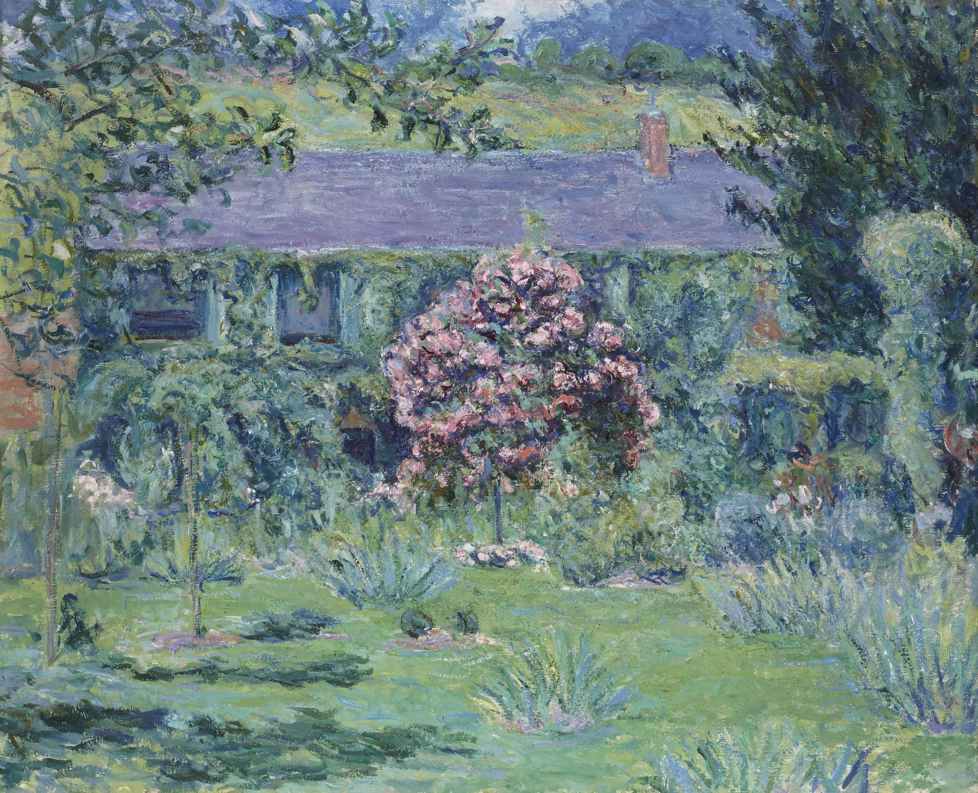 DateiBlanche Hoschedé Monet   La maison de Monet a Giverny.jpg ...