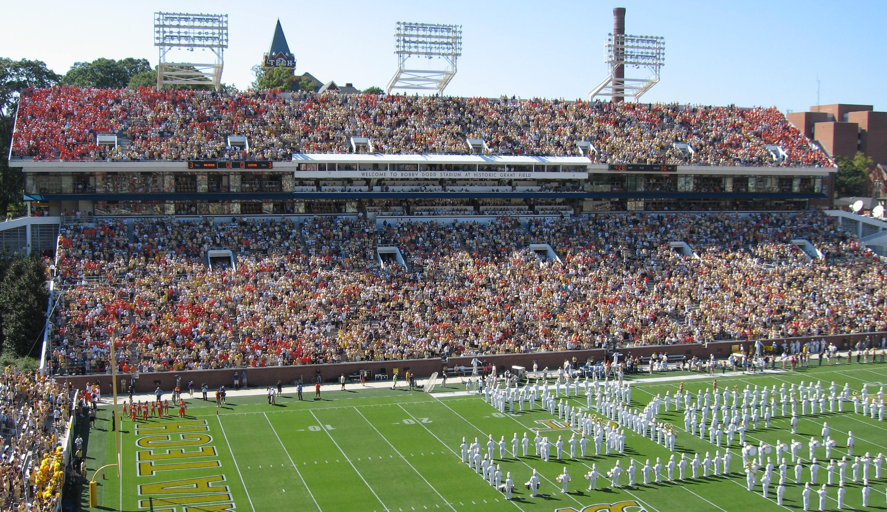 Bobby Dodd Stadium Georgia Tech