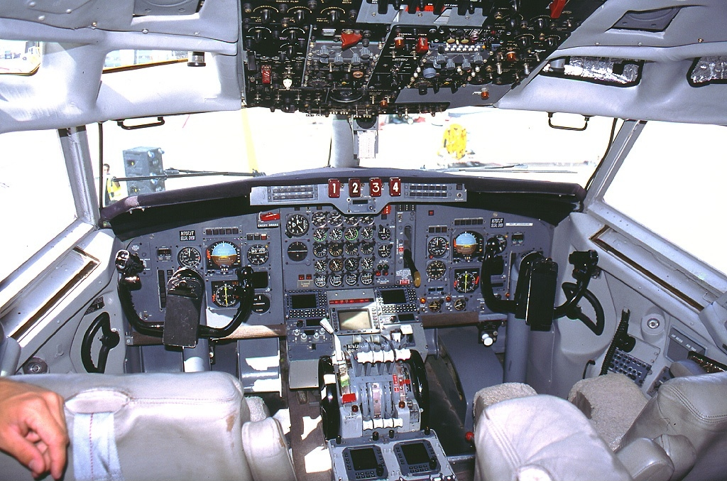 File Boeing 707 138b Qantas John Travolta An0270929 Jpg Wikimedia Commons