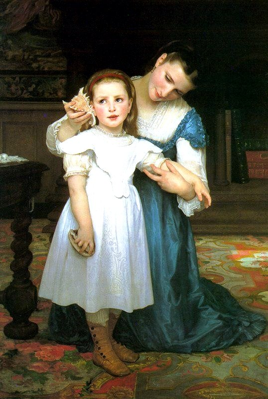 Bouguereau-The shell.jpg