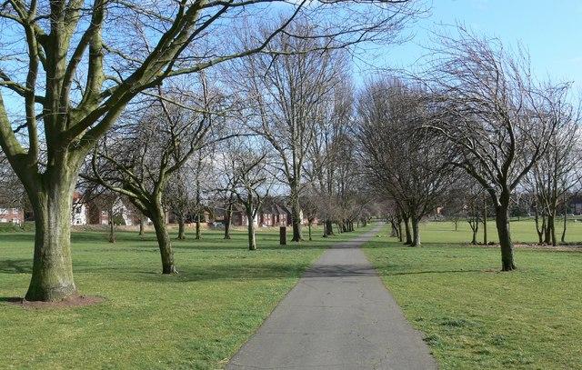 Braunstone Park