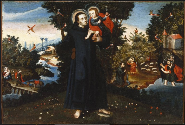 Brooklyn Museum - St. John of God - Pedro Nolasco y Lara - overall