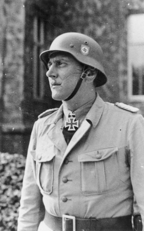 Resultado de imagen para Fotos de del capitán Otto Skorzeny