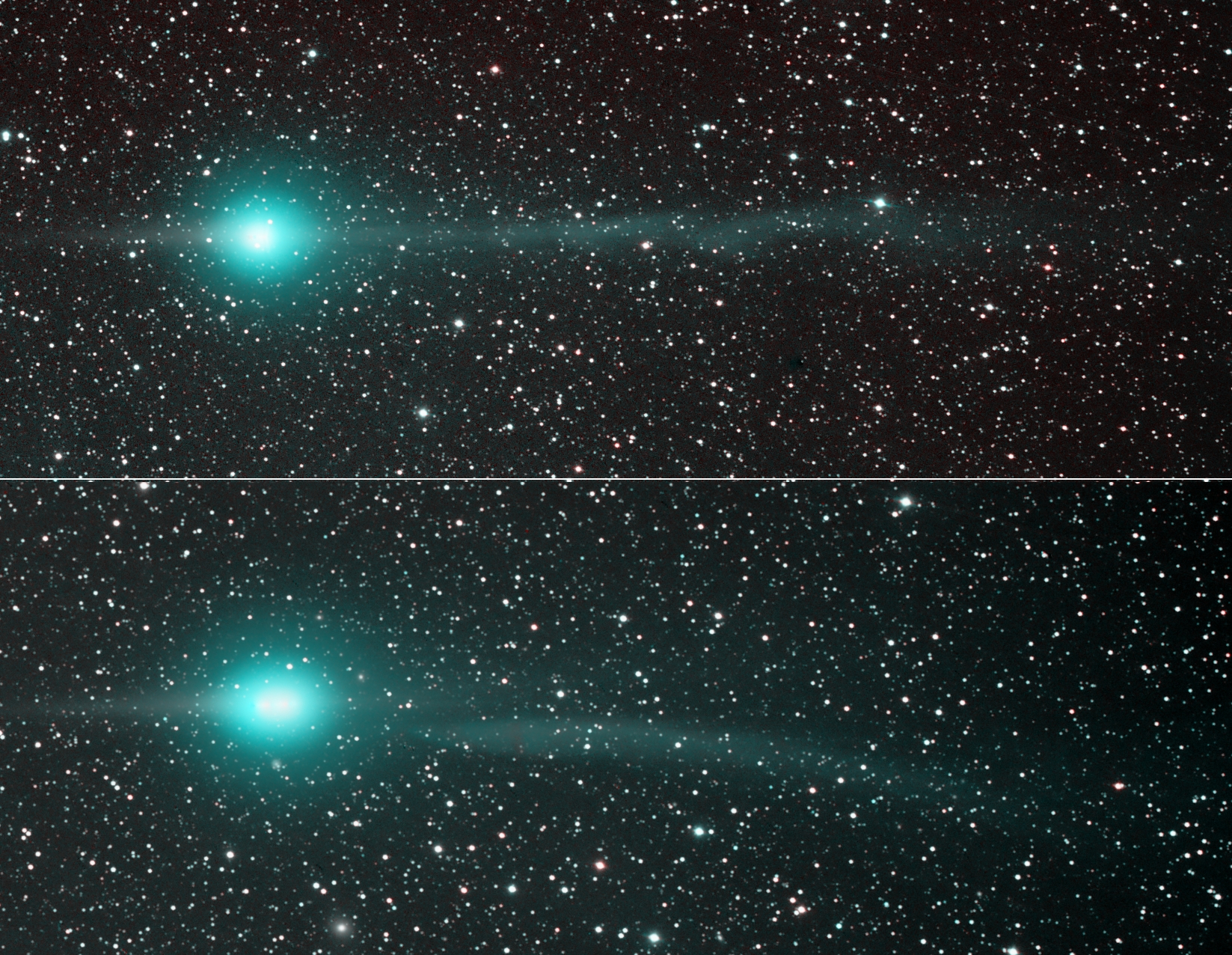 Image of Comet from Wikimedia Commons