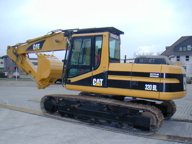 Used Cat Excavators For Sale In China