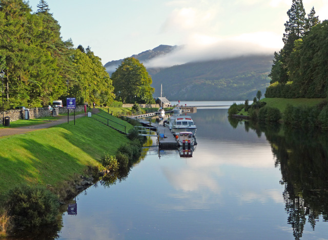 Caledonian Canal - geograph.org.uk - 999996