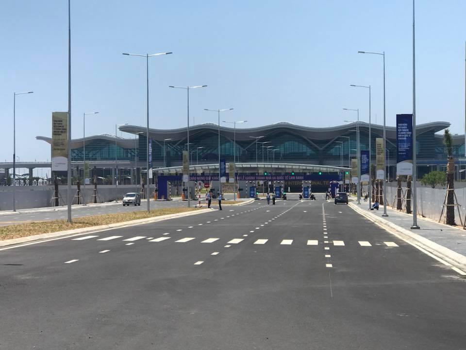 Cam Ranh International Airport - Wikipedia
