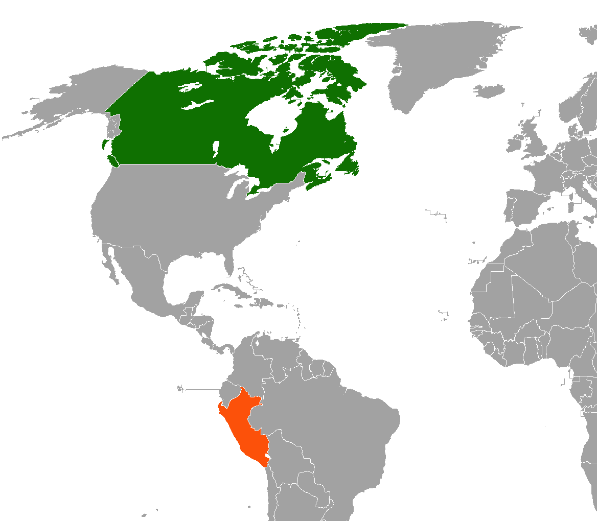 Canada Peru Relations Wikipedia