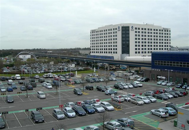 Long Stay Car Park London Gatwick
