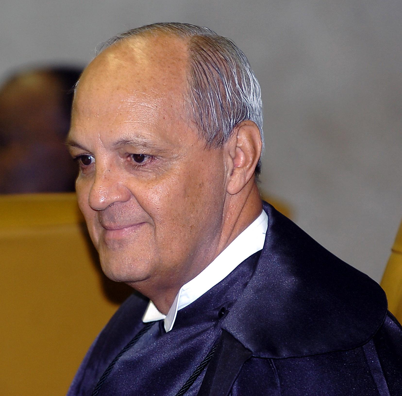 Justice Carlos Alberto Menezes Direito in 2007