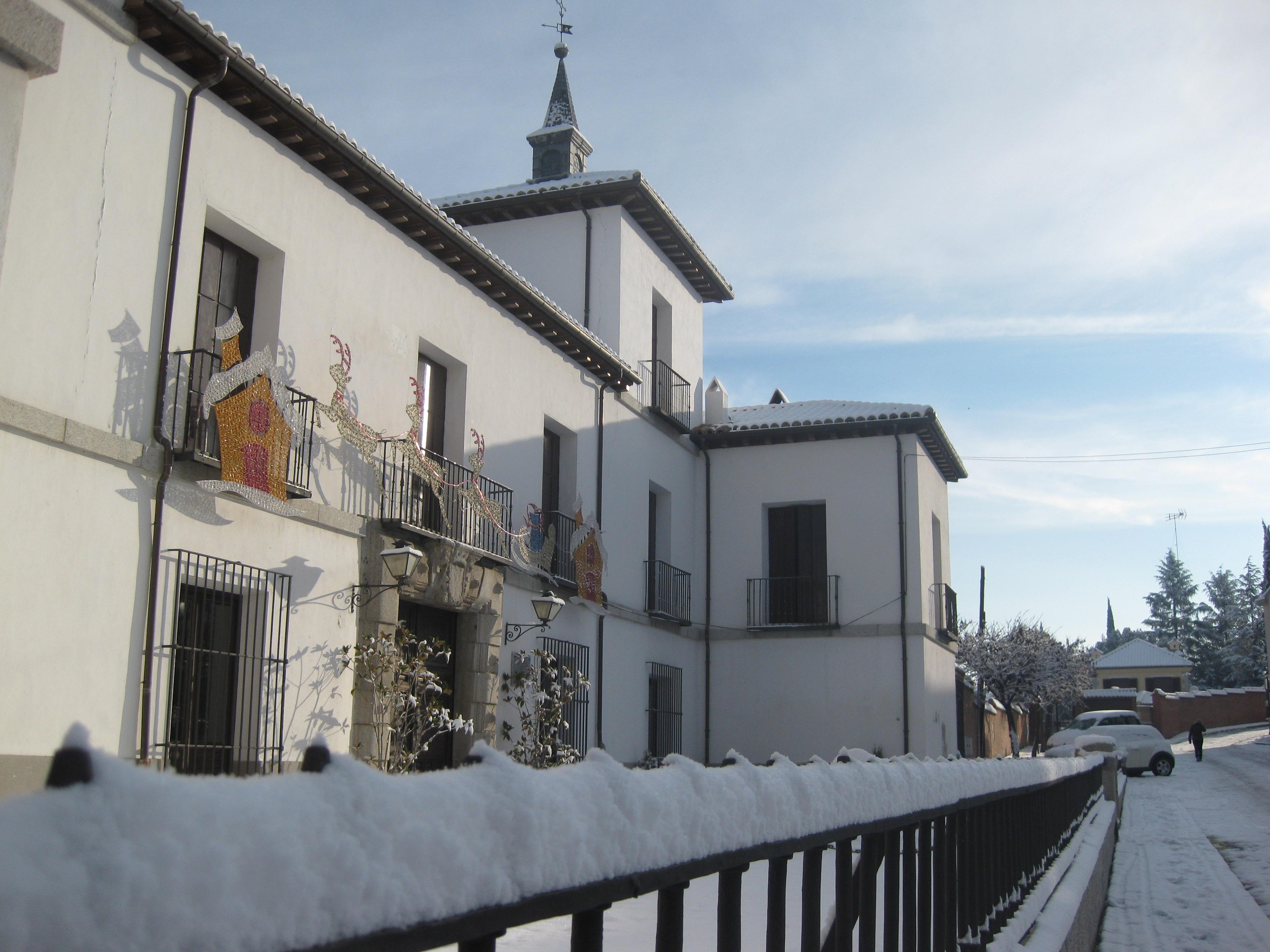 File casa palacio manuel de godoy villaviciosa de od wikimedia commons - Casas villaviciosa de odon ...