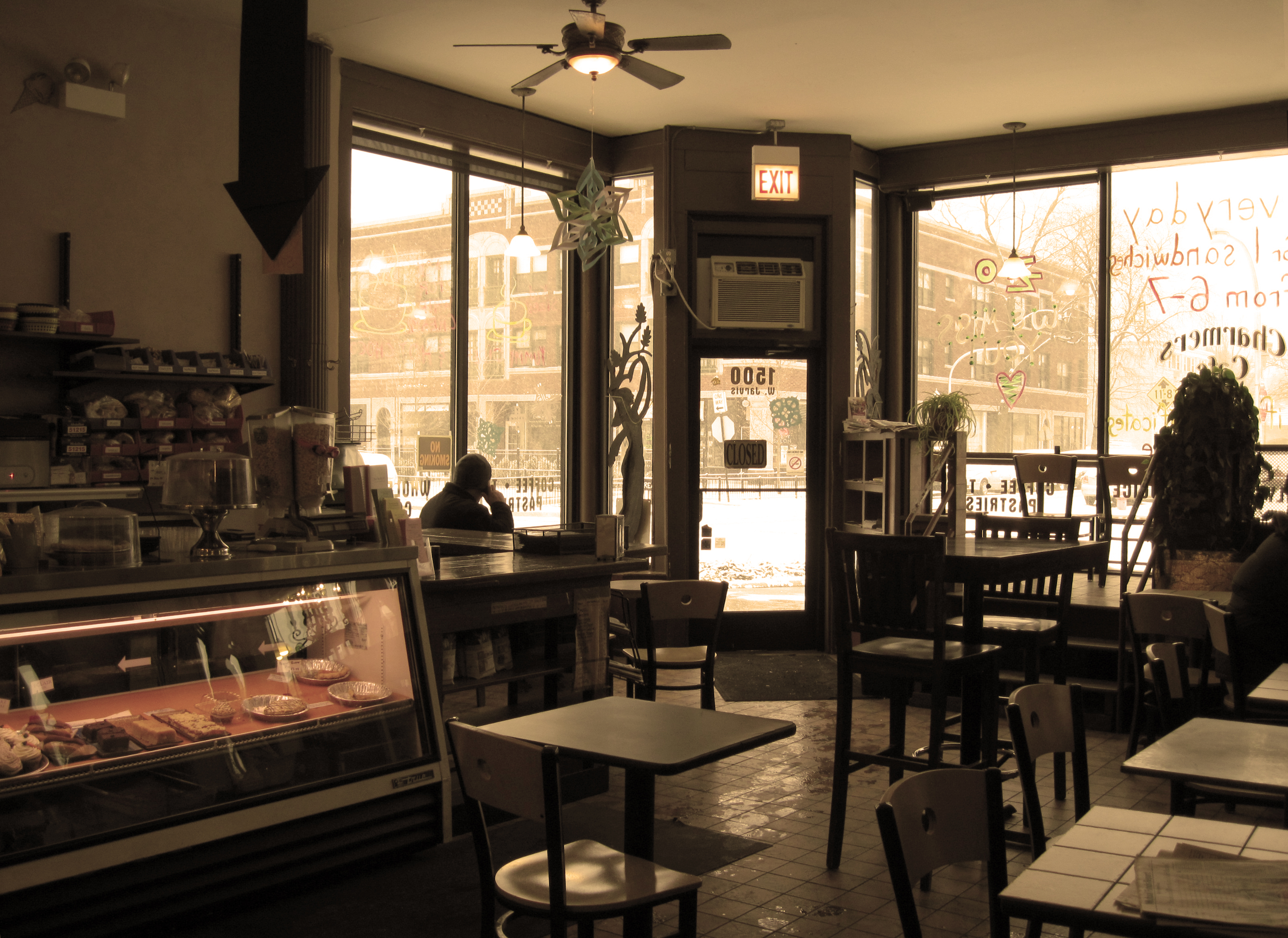 Cafe Morning Of New York Flushing