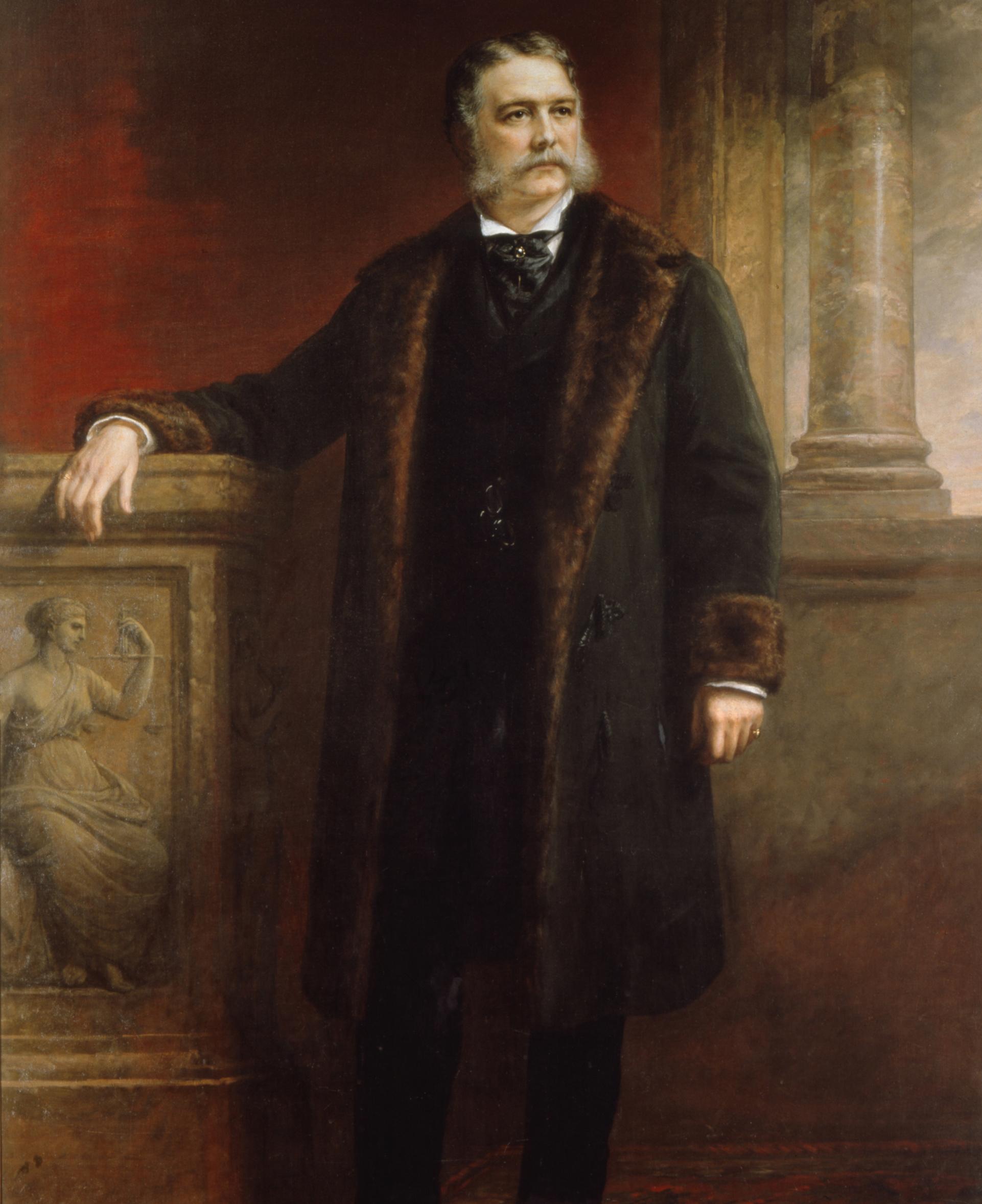File:Chester A Arthur by Daniel Huntington.jpeg - Wikimedia Commons
