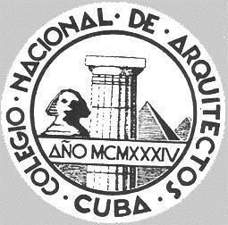 Colegio Nacional de Arquitectos de Cuba