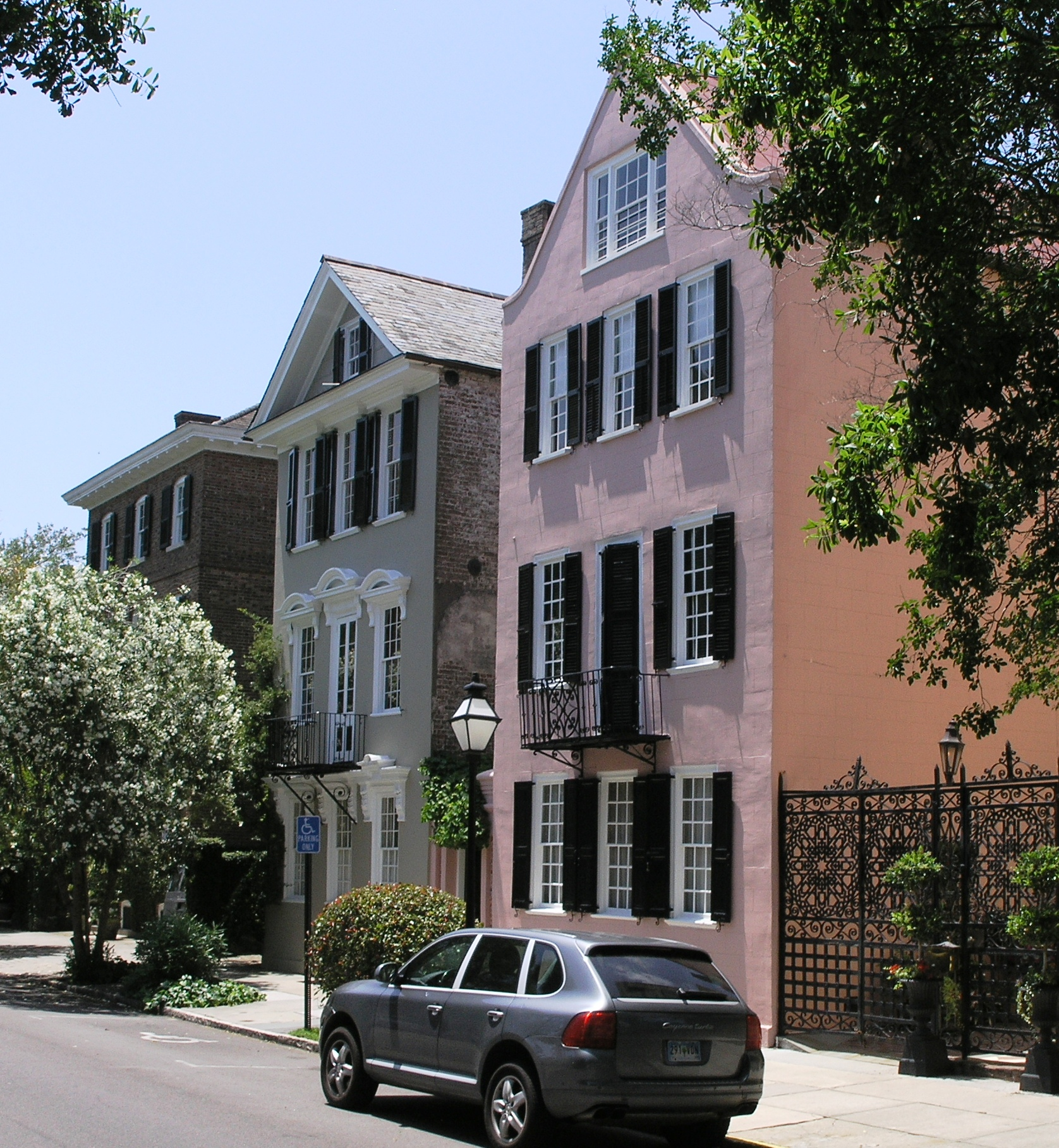 File Colorful Homes In Charleston Sc Jpg Wikimedia Commons