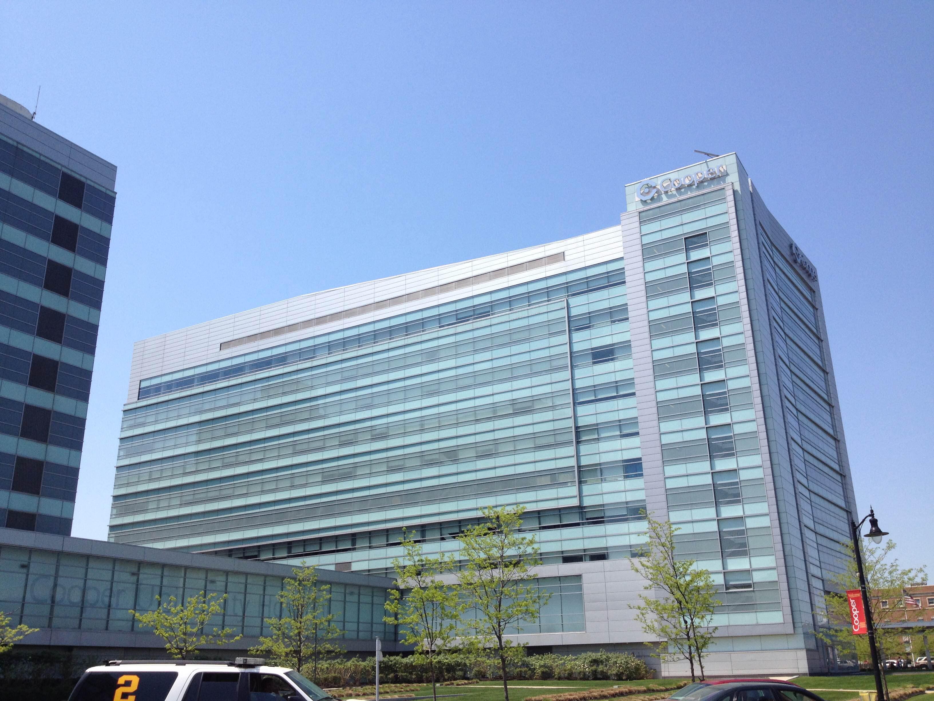 Cooper University Hospital - Wikipedia