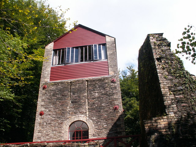 Cothele Consols Engine House - geograph.org.uk - 926058