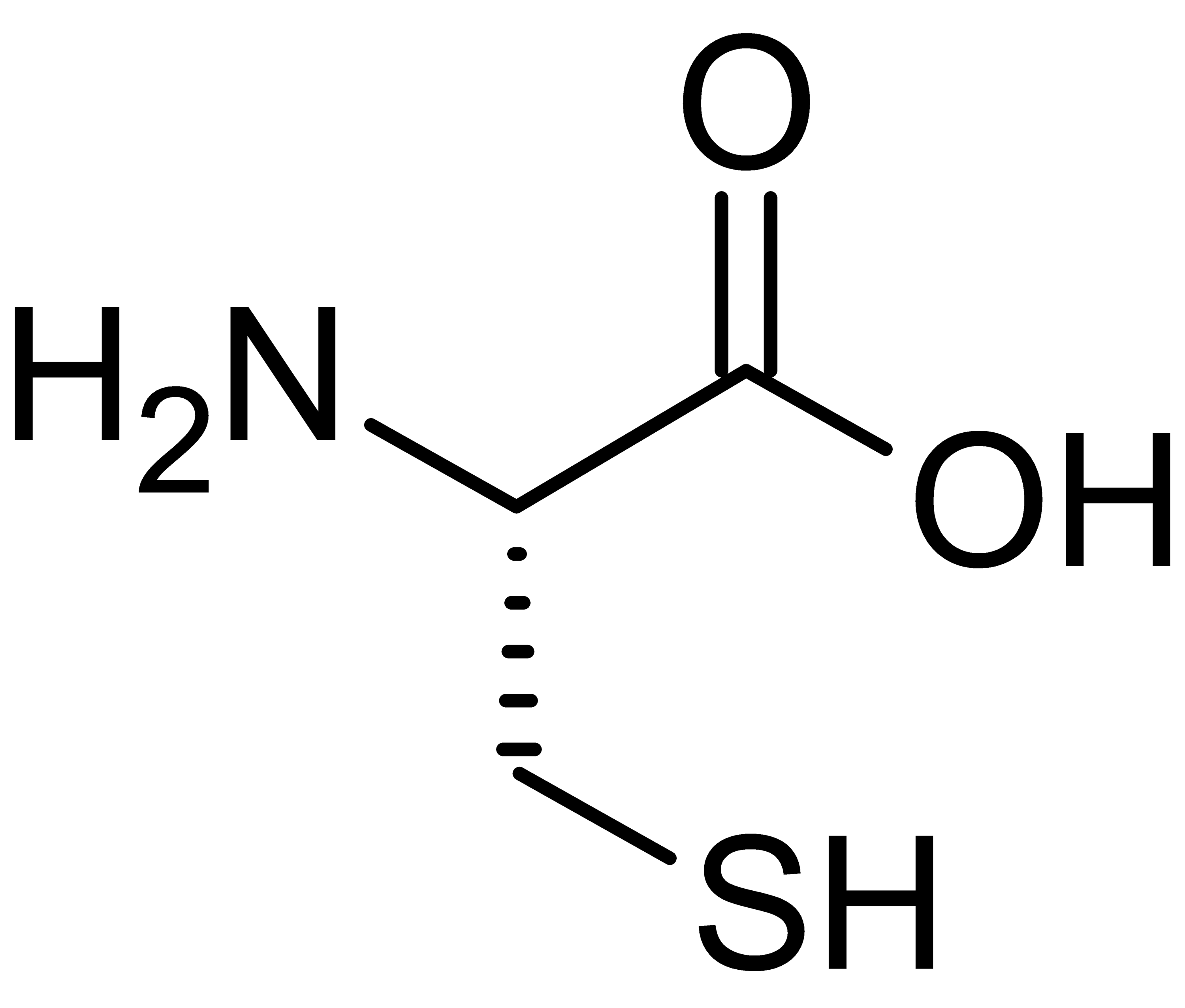 File:Cysteine on Chemical Element