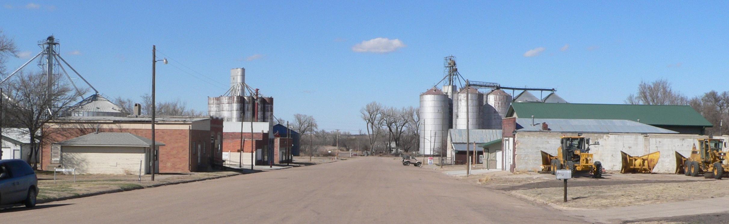File Danbury Nebraska Downtown 1 Jpg Wikimedia Commons