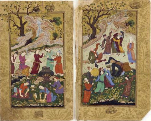 Gulistan e Saadi with Urdu Translation