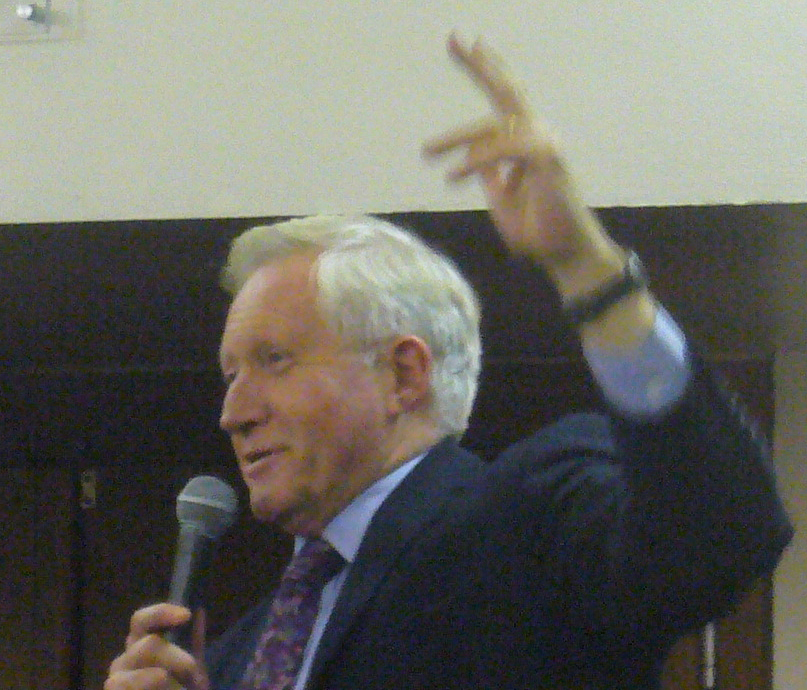 Dimbleby in 2007
