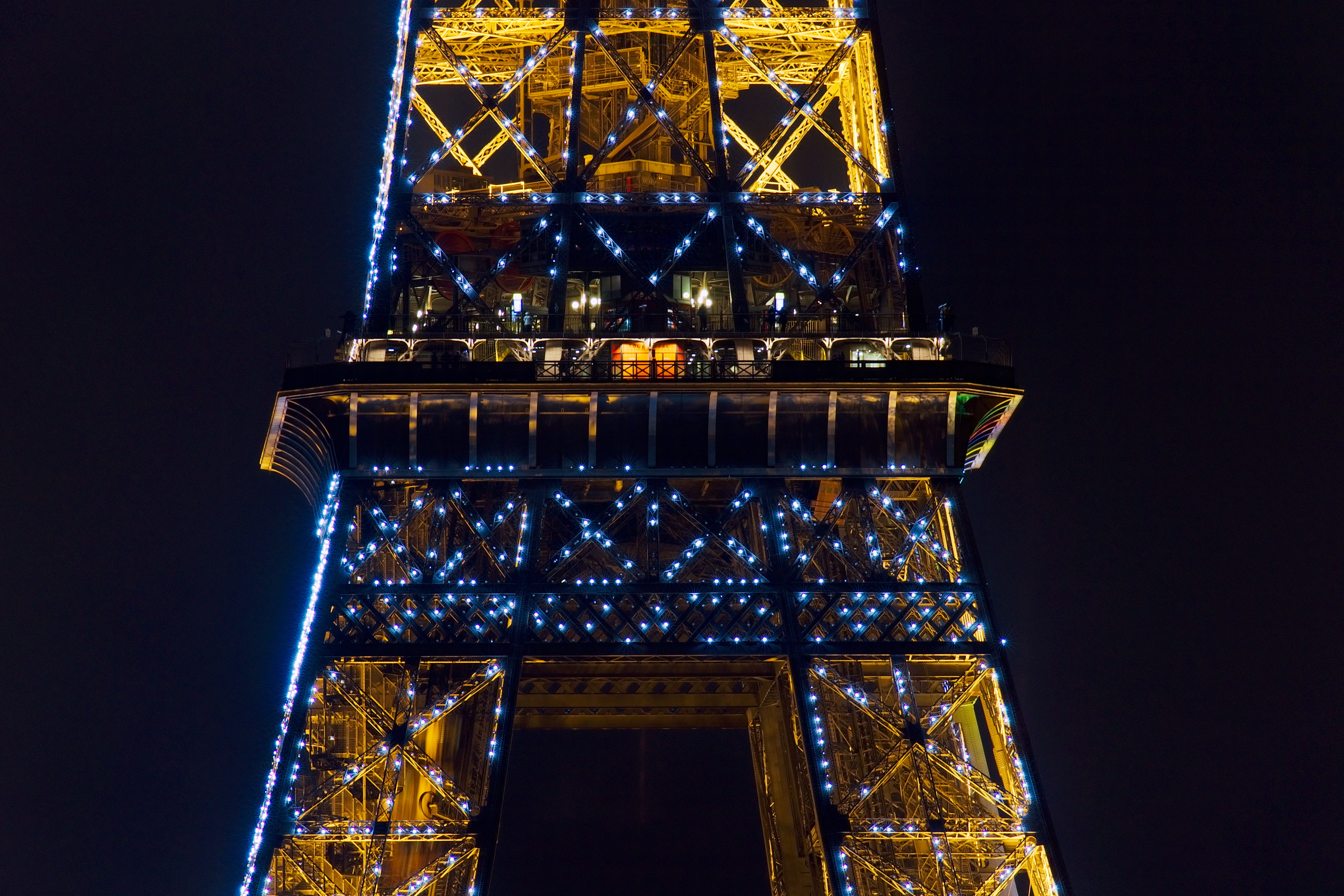 File deuxi me tage de la tour eiffel 15 d c wikimedia commons - Tour eiffel dimension ...