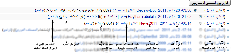 Diff list for Using Wikipedia-Arabic - (web).png