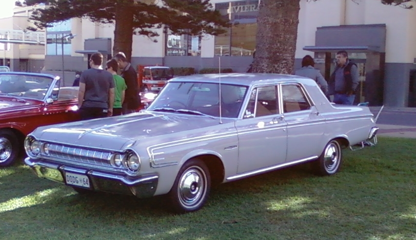File Dodge Phoenix Sedan 1964 Jpg Wikimedia Commons