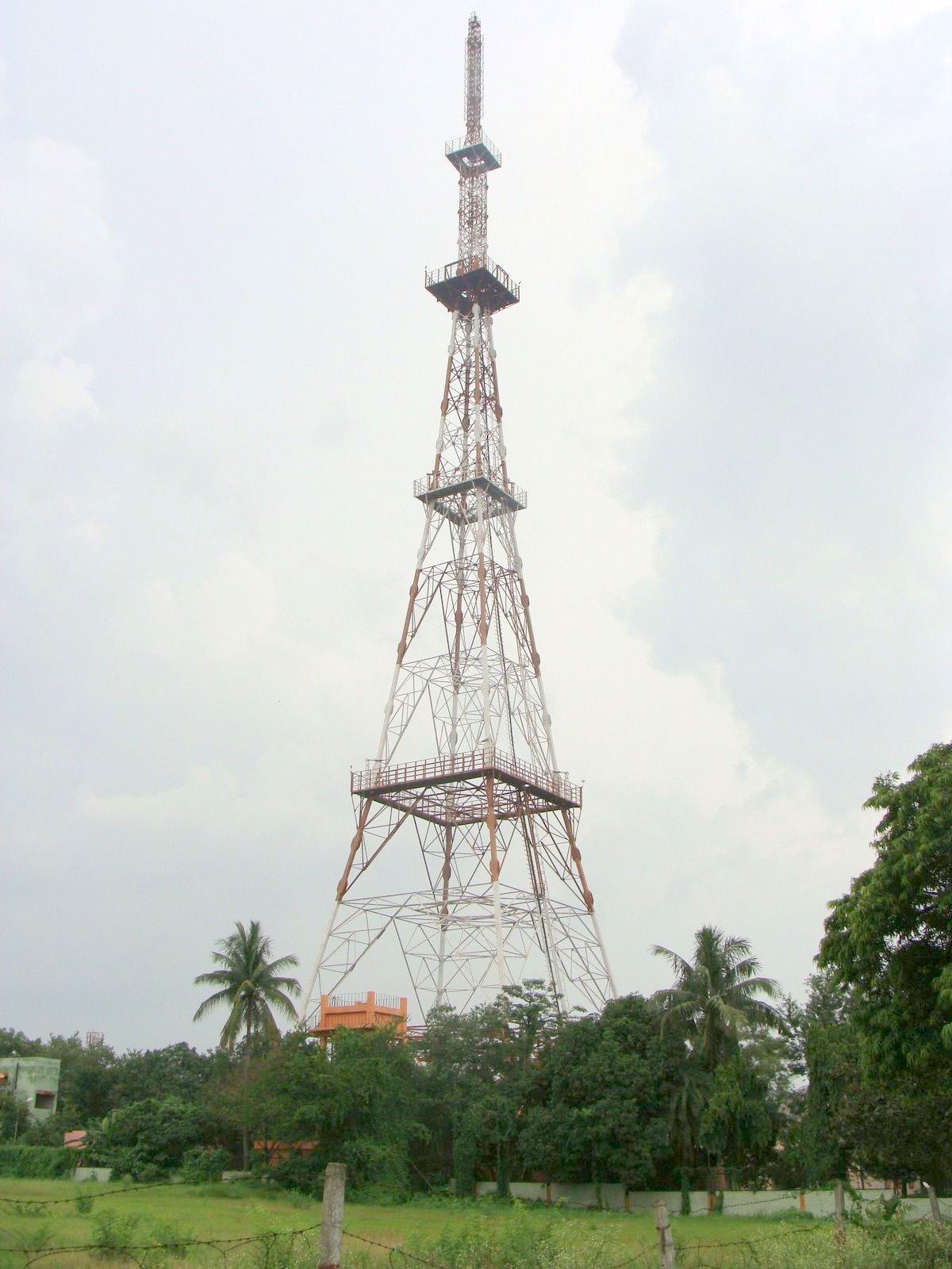 Filedoordarshan Kendra Asansol Broadcasting Towerjpg Wikimedia