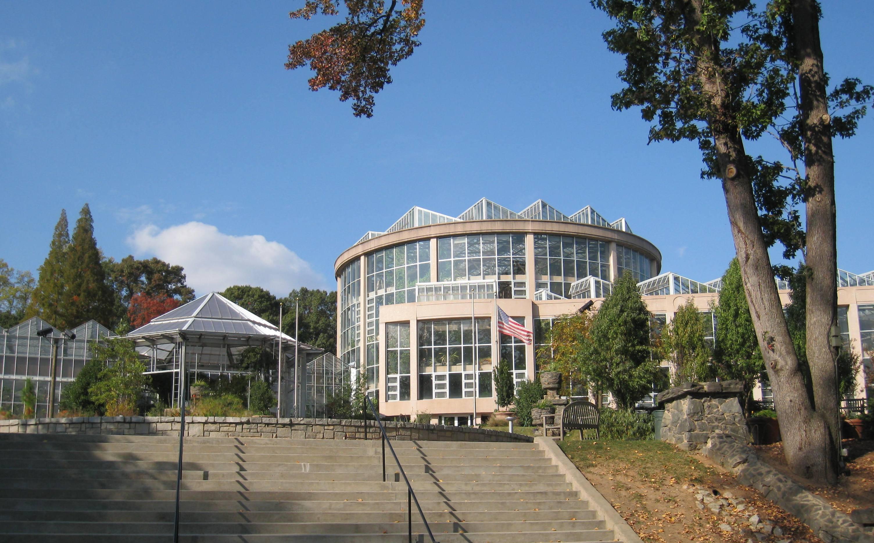 Dorothy Chapman Fuqua Conservatory   Atlanta Botanical Garden, Atlanta, GA