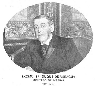 Cristóbal Colón, 14th Duke of Veragua Spanish politician