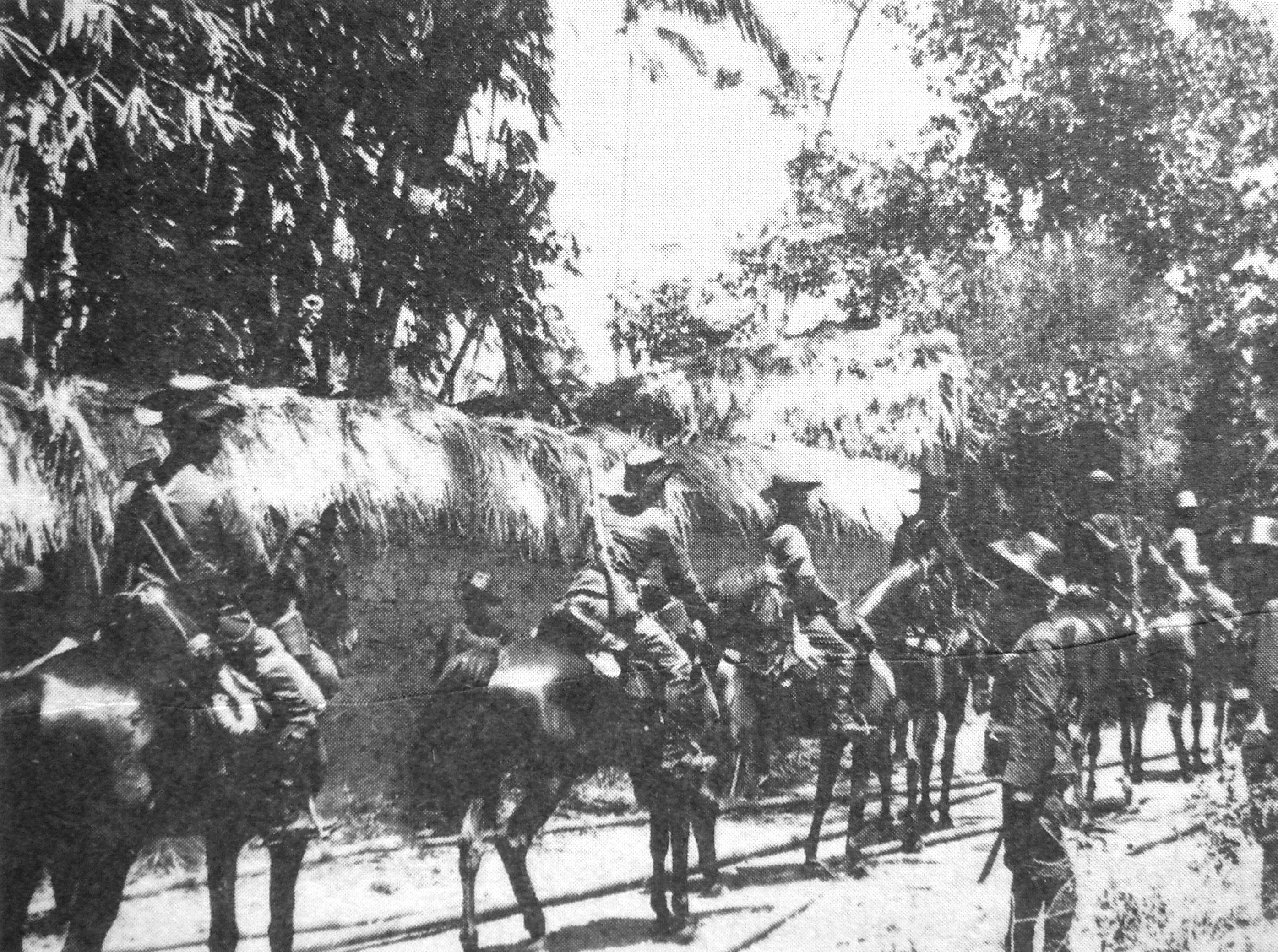 Dutch occupation forces in Indonesia and the colonial war. (80 pictures) 89