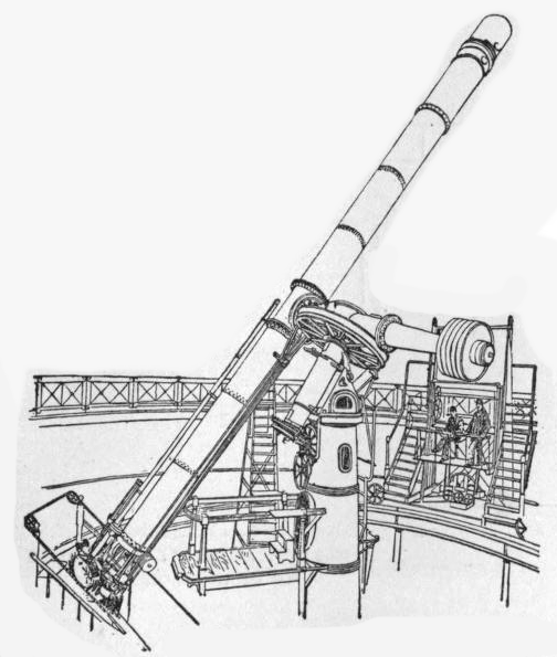EB1911 Telescope - Fig. 16. Pulkovo Refractor.png