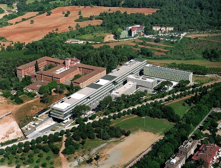 La Compañia de Jesús fundó y controla ESADE ESADE_Sant_Cugat_aerial_view_2