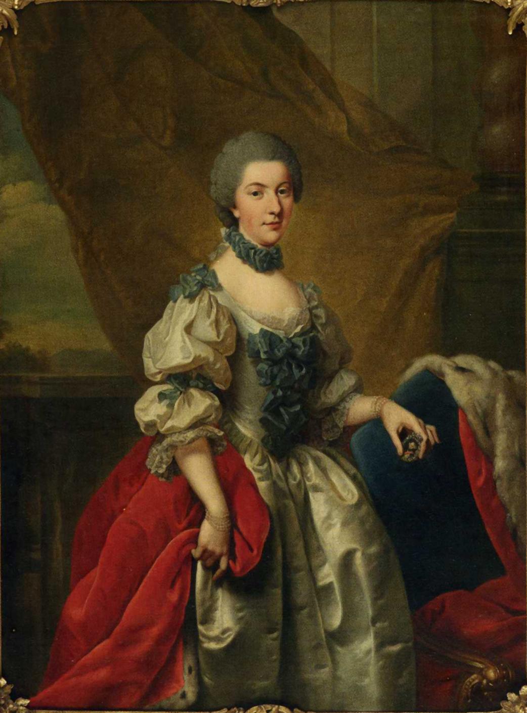 Продолжительность жизни замужних принцесс в XVIII веке