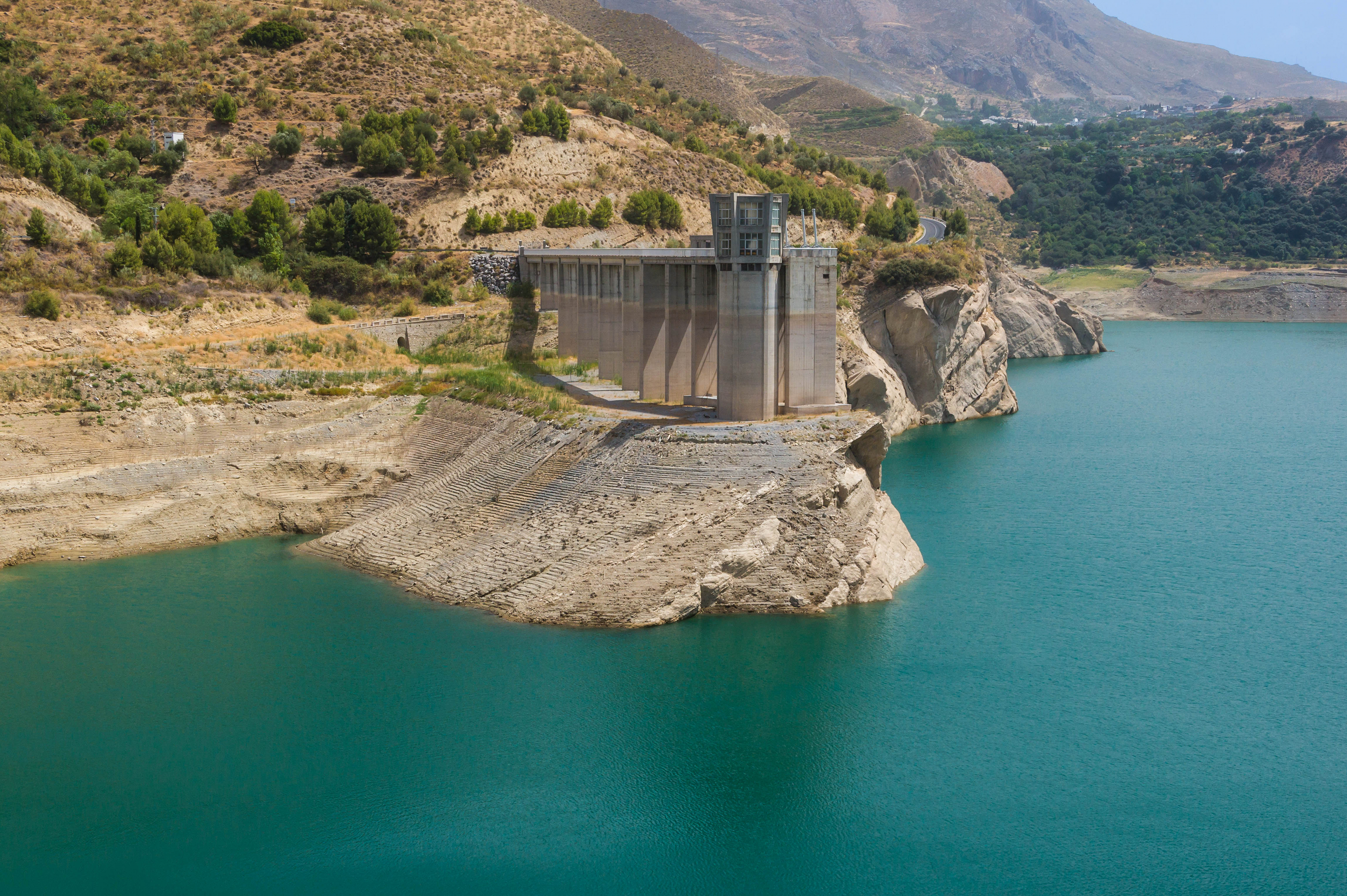 File Embalse De Canales Tour Andalusia Spain Jpg
