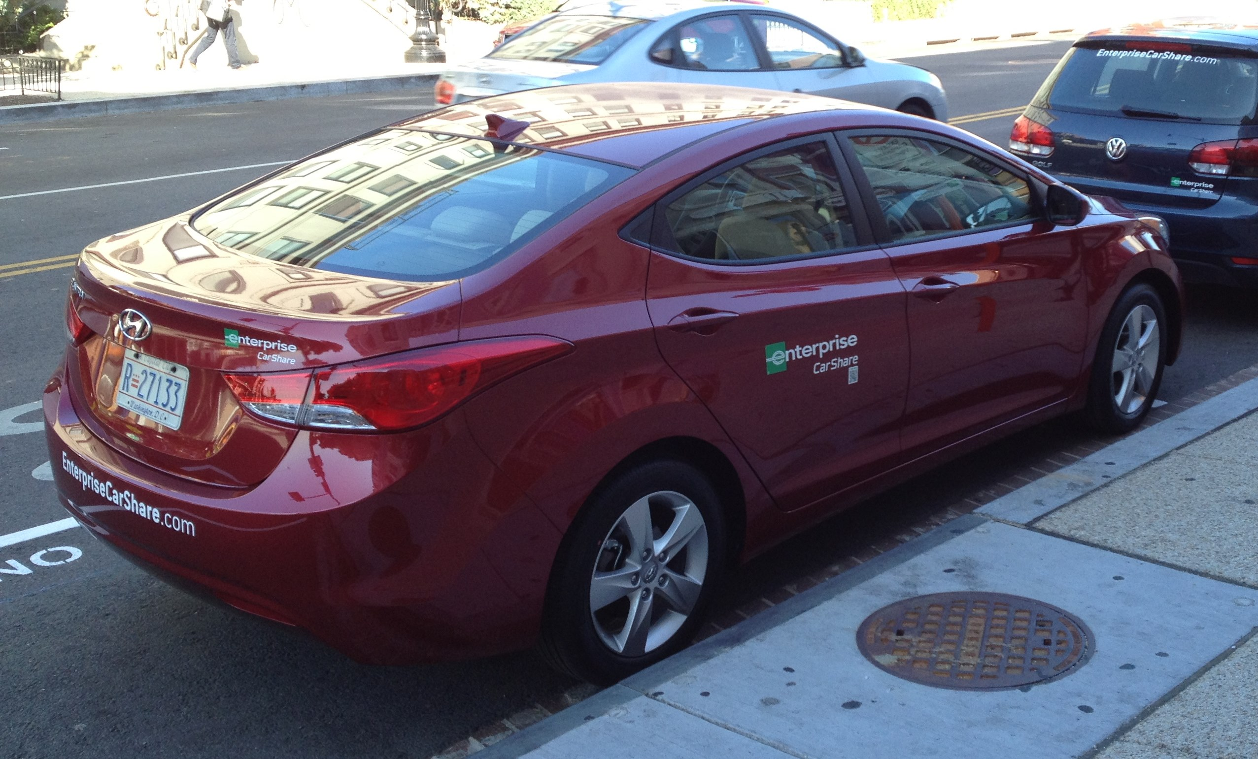 Enterprise Rental Car West Los Angeles On Pico Blvd
